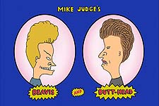 Beavis and Butt-head Episode Guide Logo