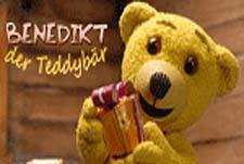 Benedikt, Der Teddyb�r Episode Guide Logo