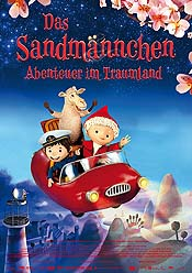 Das Sandm�nnchen - Abenteuer Im Traumland (The Sandman and the Lost Sand of Dreams) Picture To Cartoon
