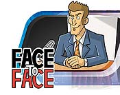 Face To Face (Series) Cartoon Funny Pictures