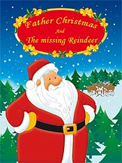 On a Vol� les Rennes du P�re No�l (Father Christmas and the Missing Reindeer) Free Cartoon Picture