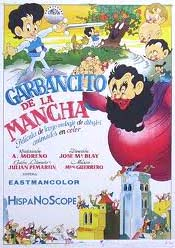 Garbancito De La Mancha (The Enchanted Sword) The Cartoon Pictures