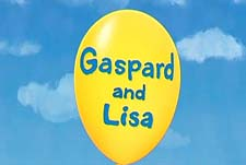 Gaspard And Lisa Episode Guide Logo