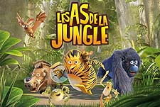 Les As de la Jungle � la Rescousse