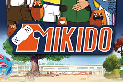Mikido Episode Guide Logo