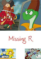 Missing R (Series) Cartoon Funny Pictures