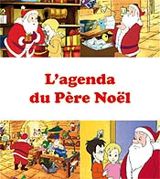 L'agenda du P�re No�l (Santa Special Delivery) Free Cartoon Picture