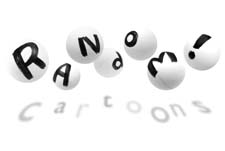 Random! Cartoons Web Cartoon Series Logo