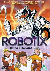Robotix: The Movie Pictures To Cartoon
