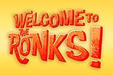 Bienvenue Chez les Ronk!  Logo