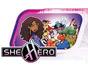 She-Hero (Series) Cartoon Character Picture