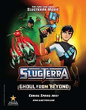 Slugterra: Ghoul From Beyond Picture Of The Cartoon