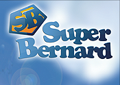 SuperBernard Free Cartoon Picture