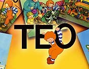 I'm Teo Cartoon Character Picture