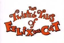 The Twisted Adventures of Felix the Cat Episode Guide Logo