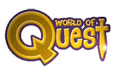 World Of Quest Episode Guide Logo