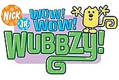 Wubbzy's Rainy Day Cartoon Character Picture