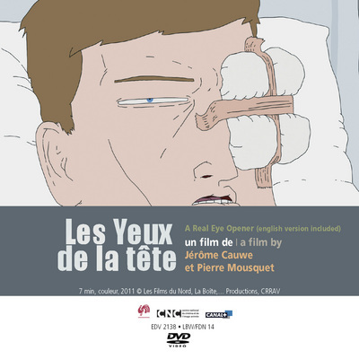 Les Yeux de la T�te (A Real Eye Opener) Picture Into Cartoon