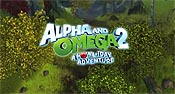 Alpha and Omega 2: A Howl-iday Adventure Cartoon Picture