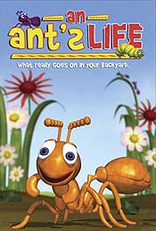 Bug Bites: An Ant's Life Cartoon Picture