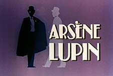Les Exploits d'Ars�ne Lupin Episode Guide Logo