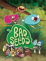 Bad Seeds (Series) Cartoon Character Picture
