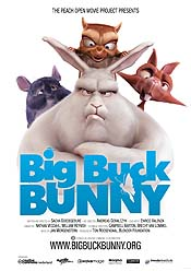 Big Buck Bunny Cartoon Character Picture