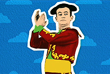 Avoir un Bon Copain  Logo