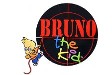 Bruno the Kid Episode Guide Logo