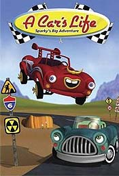 A Car's Life: Sparky's Big Adventure Unknown Tag: 'pic_title'