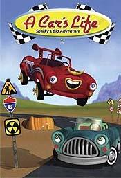 A Car's Life: Sparky's Big Adventure Cartoon Picture
