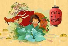 C�est du Chinois
