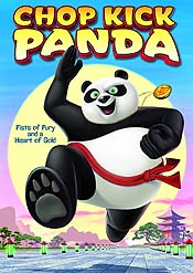 Chop Kick Panda Picture Of Cartoon