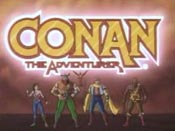 Conan The Gladiator Cartoon Picture