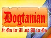 Dogtanian: One For All and All For One Free Cartoon Picture