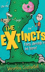 The Extincts Pictures Of Cartoon Characters