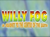 Willy Fog in A Journey To The Center Of The Earth Picture To Cartoon