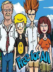 Free For All (Series) Cartoon Picture