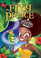 A Princesa E O Sapo (The Frog Prince) Picture Of Cartoon
