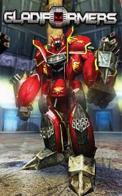 Gladiformers Picture Of Cartoon
