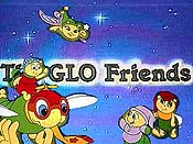 Baby Glo Worm Goes Bye-Bye Cartoon Character Picture