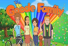 The Goode Family Episode Guide Logo