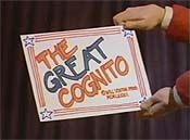 The Great Cognito Cartoon Picture