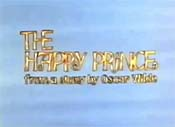 The Happy Prince Cartoon Character Picture