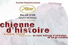 Chienne d'Histoire (Barking Island) Pictures Cartoons