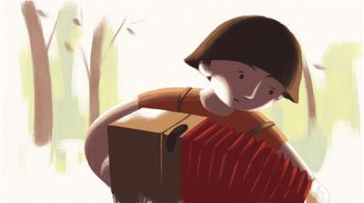 L'Histoire du Petit Paolo Cartoon Picture
