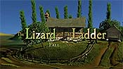 Lizard and the Ladder Cartoon Picture
