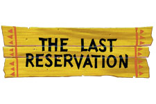 The Last Reservation  Episode Guide Logo