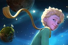 The Little Prince Free Cartoon Picture