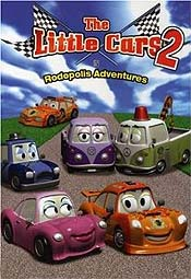 Os Carrinhos 2: Aventuras em Rod�polis (The Little Cars 2: Rodopolis Adventures) Picture Of Cartoon